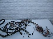 Used Mercruiser 4.3 L Wire Harness Motor To Dash With Fuse Panel