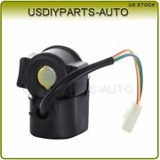 Starter Relay Solenoid For Atv Dirt Bikes And Solenoid Fits Many Engine Sizes