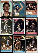 1975-76 Topps Basketball Complete Set 5.5 - Ex+
