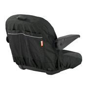 Neoprene Large Lawn Tractor Seat Cover | Classic Accessories Paneled Fits Seats