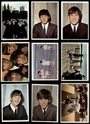 1964 Topps Beatles Color Complete Set 5 - Ex