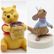 Wdcc Time For Something Sweet And Bestest Little Brother Winnie Pooh Tigger Roo