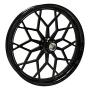 Harley Davidson Street Glide Prodigy Replica 21 Inch Front Wheel And Tire