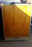 Vintage Dometic Refrigerator Propane / 120vac Electric - Made In Sweden