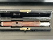 Rodger W. Young Wood Flute Headjoint