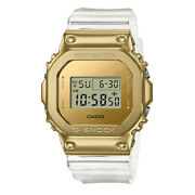 Casio G-shock Metal Covered Gm5600sg-9d