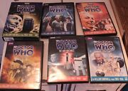 Doctor Who - R1 Dvd - 1st Dr Collection Misc Dvds Oop