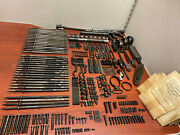 Enfield 1917 Parts Winchester Remington Eddystone Over 250 Parts + Pins Springs
