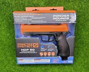 Umarex T4e P2p Hdp Pepper .50 Air Pistol Co2 And 10x Powder And Rubber Balls 2292303