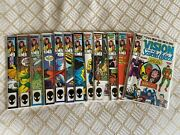The Vision And The Scarlet Witch 1-12 High Grade Avengers Marvel Comic Lot