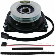 Replaces Toro 112-2320 Pto Clutch. Bearing Upgrade W/ Wire Harness Repair Kit