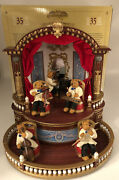 Mr Christmas Gold Label Collection Musical Chairs 75th Anniversary Interactive