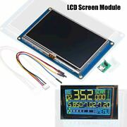 Lcd Screen Module 4.3 Inch 480x272 Hmi Intelligent Smart Usart Uart Serial Touch