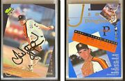 James Dougherty Signed 1993 Classic/best Gold 65 Card Osceola Astros Autograph