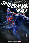 New Sealed Prime 1 Studios Sideshow Collectibles Spdier-man 2099 Exclusive Rare