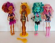 Monster High Dolls Frights Camera Action Viperine Honey Swamp Clawdeens Read 4