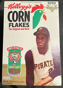 1995 Corn Flakes Roberto Clemente Puerto Rico Release Cards Included Ultra Rare
