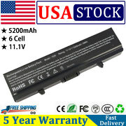 Battery For Dell Inspiron 1525 1526 1440 1545 1546 1750 Gw240 X284g M911g Hp297