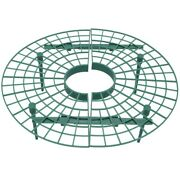 30x10pcs Plant Plastic Tool Stberry Growing Circle Support Rack Farming E