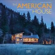 American House 100 Contemporary Homes Hardcover By Jenkins Hannah Edt ...