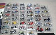 Deagostini Jp 1/18 Motorcycle Motorbike Diecast Model Collection 45pcs Complete