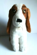 Vintage Hush Puppies Plush Toy Basset Hound Puppy Dog 11 Remco Droopy Ears