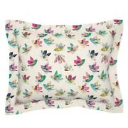 Bird Bohemian Folk Flying Hope Dream Boho N3w Pillow Sham By Roostery