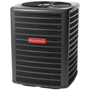 Goodman Gsx14 Up To 15 Seer 1-speed Psc Air Conditioners