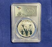 2020 Canada 1 75th Anniversary Ve Day Navy, Army, And Air Force Pcgs Pf 70