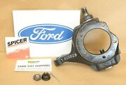 Ford Steering Knuckle With Ball Joints Lh 620170l 1976-1979 Dana 44 1/2 Ton