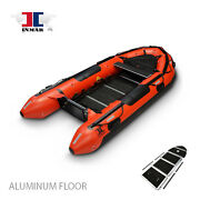 380-sr 12and0396and039and039 Inmar Search And Rescue Dive Inflatable Boat - Aluminum Floor