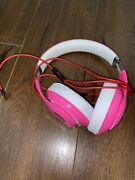 Beats By Dr. Dre Studio 2.0 Over-ear Wired Headphones Pink Newearpads