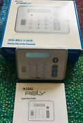 2gig Rely Home Security Console 2gig-rely-3a2e Control Pad/screen Unit Only Ln