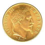 France Game Token - Napoleon Iii - 50 Franc 1859 Ch. Au - Not Gold