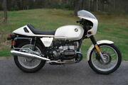 1984 Bmw R100rs Last Edition Assessory Dual Seat And Cafe Style Fender