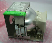 Ushio Sge05 Projector Lamp And Housing For Chritie Roadster Has 480 Hrs Used