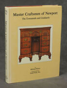 Michael Moses / Master Craftsmen Of Newport The Townsends And Goddards 1st 1984