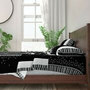 Piano Music Notes Keys 100 Cotton Sateen Sheet Set By Roostery