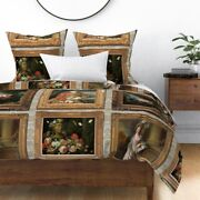 Paintings Art Frames Baroque Rococo Marie Sateen Duvet Cover By Roostery