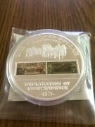 American Mint History Of Early Currency Commemorative Silver Plated Coin