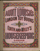 Kronheim And Co / Aunt Louisaand039s London Toy Books Edith And Millyand039s Housekeeping