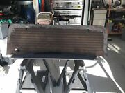 1929 Essex Coupe Rear Frame Cover / Valance