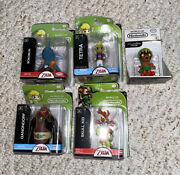 World Of Nintendo Series 1-5/2-5/1-2/1-3 Lot The Legend Of Zelda And Collectible