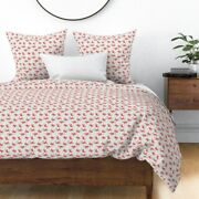 Lobster Seafood Meal Kitchen Decor Coopercraft Sateen Duvet Cover By Roostery