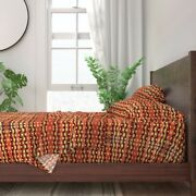 Navaho Rug Carpet Native American 100 Cotton Sateen Sheet Set By Roostery