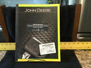 Vintage John Deere 300 And 316 L And G Tractor Parts Manual Pc1474 - 80 Pages - Vg
