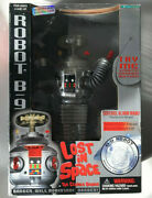 Vintage Lost In Space B9 Robot Trendmasters Collectors Chrome Series New In Box