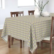 Tablecloth Dogs In Cars Pet And Coopercraft Kids Play Travel Road Cotton Sateen