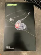 Shure Se846 Sound Isolating Earphones With Bluetooth And In-line Cables Bronze