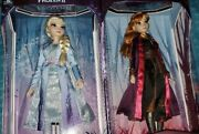 Sold Out Disney Frozen 2 Movie Limited Edition Anna And Elsa Dolls Set Of 2